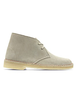 Clarks Desert Boot. D Fitting