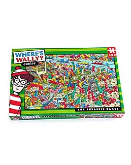 Wheres Wally? Jurassic Puzzle 100 Pieces
