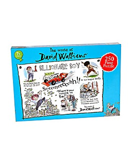 David Walliams Billionaire Boy Puzzle