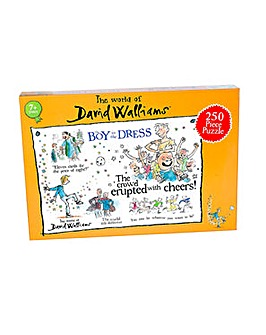 David Walliams Boy In The Dress Puzzle