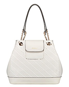 Fiorelli Chrissy Cream Shoulder Bag
