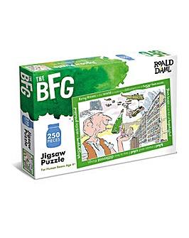 Roald Dahl BFG Jigsaw Puzzle 250 Piece