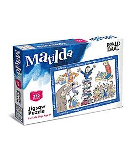 Roald Dahl Matilda Puzzle 250 Piece