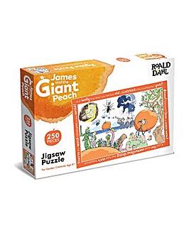 Roald Dahl Giant Peach Puzzle 250 pc