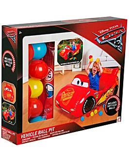 Disney Cars Lightning McQueen Ball Pit