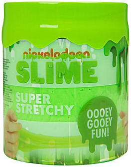 Nickelodeon Stretchy Green Slime