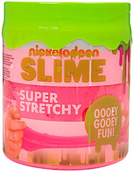 Nickelodeon Stretchy Pink Slime