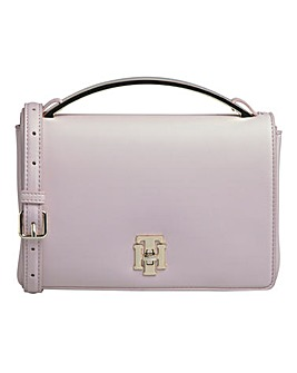 Tommy Lock Crossover Bag Sepia Rose