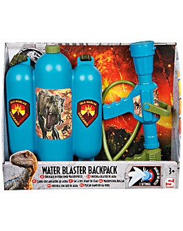 Jurassic World Water Blaster Backpack