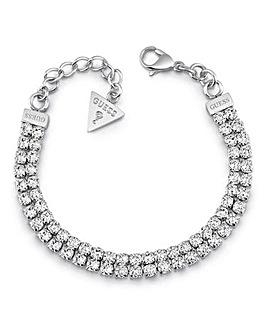 Guess Swarovski Crystals Bracelet