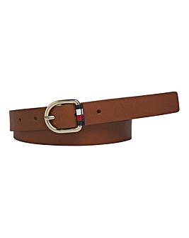 Tommy Hilfiger Corporate Belt Tan 2.5