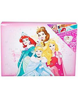 Disney Princess Puzzle Advent Calendar