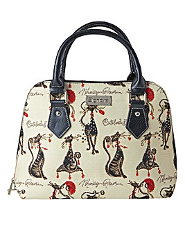 Joe Browns Francaise Tapestry Bag