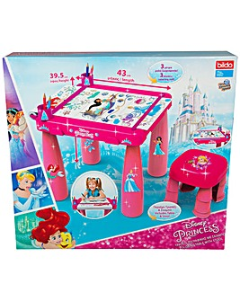 Disney Princess Colouring Table