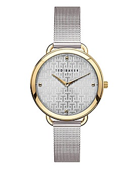 Ted Baker Hettie Silver Tone Watch