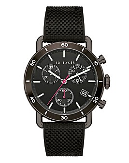 Ted Baker Magarit Black Chrono Watch