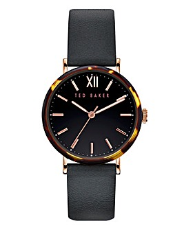 Ted Baker Phylipa Tortoise Top Watch