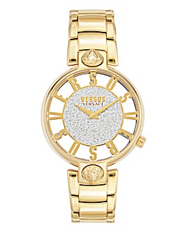 Versus Versace Gold Kirstenhof Watch