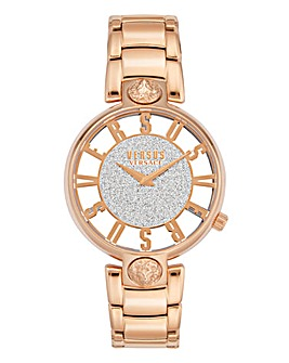 Versus Versace Rose Gold Kirtenhof Watch