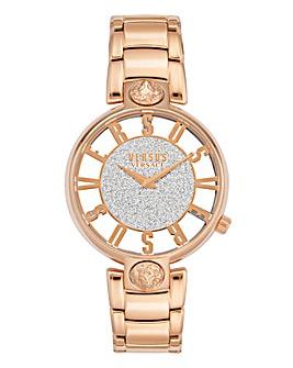 Versus Versace Rose Gold Kirtenhof Watch