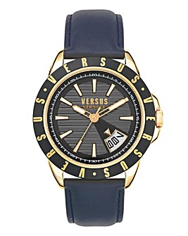 Versus Versace Black Arthur Watch