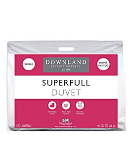 Superfull 10.5 Tog Duvet