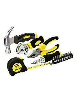 Rolson 15 Piece Home Tool Kit