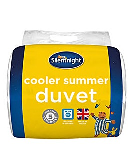 Silentnight Cool 4.5 Tog Duvet & Pillows