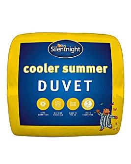 Silentnight Summer Cool 4.5 Tog Duvet & Pillows