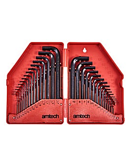 Amtech 30 Piece Hex Key Set
