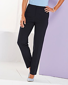 Slimma Classic Leg Trouser Short
