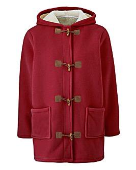 Toggle Fleece Jacket