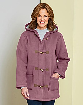 Toggle Fleece Jacket