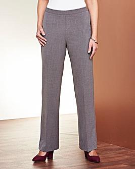 Slimma Wide Leg Trouser Short
