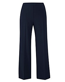 Slimma Wide Leg Trouser Short