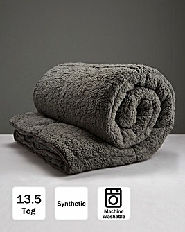 Cuddle Fleece 13.5 Tog Duvet