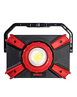 Amtech 10W COB Worklight and Powerbank