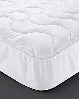 At Home Collection Like Down Anti-Allergy Mattress Protector