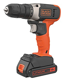 Black and Decker 18v Drill Driver