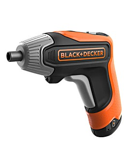 Black + Decker Lithium Screwdriver