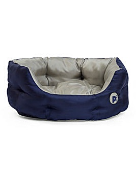 Outdoor Paws Oval Pet Bed