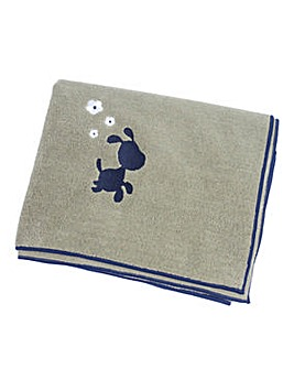 Outdoor Paws Microfibre Pet Towel