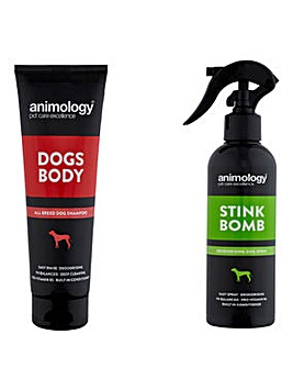 Animology Dogs Shampoo & Spray