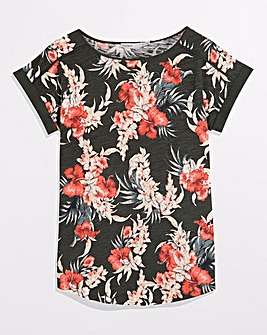 Oasis Cecilia Floral T-Shirt