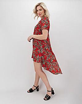 AX Paris Printed Smock Dress