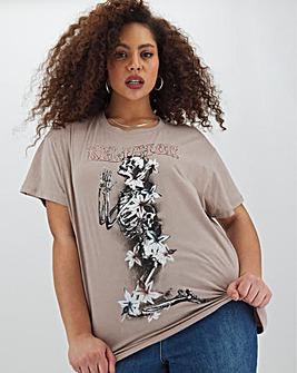 Religion Skeleton T-Shirt