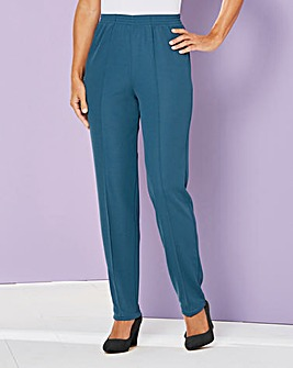 Slimma Plain Trousers Extra Short