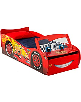 Disney Cars Toddler Bed
