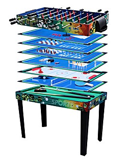 12-in-1 Multi-Function Games Table