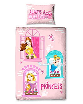 Princess Boulavard Personalised Duvet